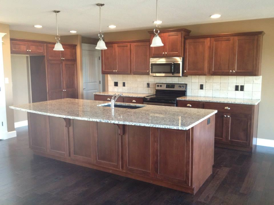 Custom Cabinets And Remodeling Ball Custom Kitchens Topeka
