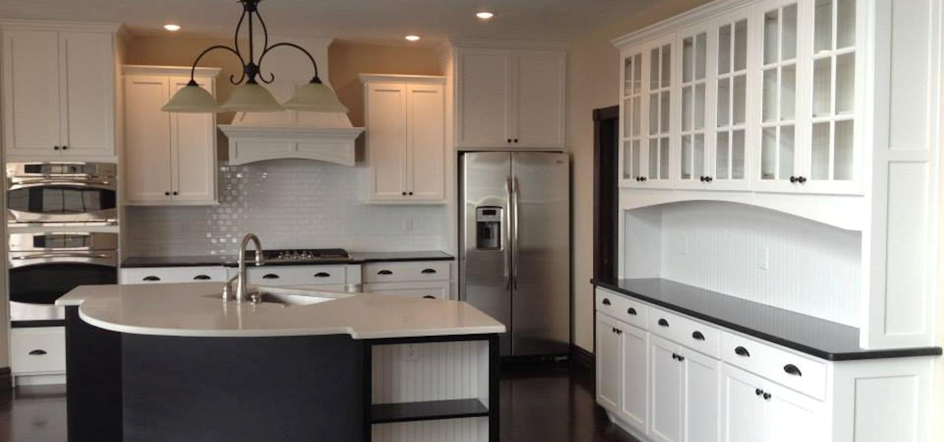 Custom Cabinets And Countertops Topeka Lawrence Manhattan Kansas City Ball Custom Kitchens
